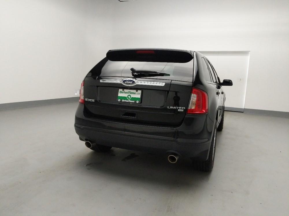 2013 Ford Edge - Passenger Rear Trunk