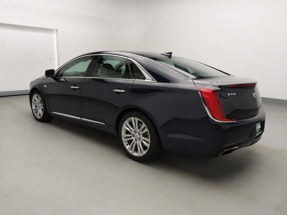 2018 Cadillac XTS - Driver Rear Side