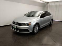 2015 Volkswagen Jetta - Driver Front Bumper
