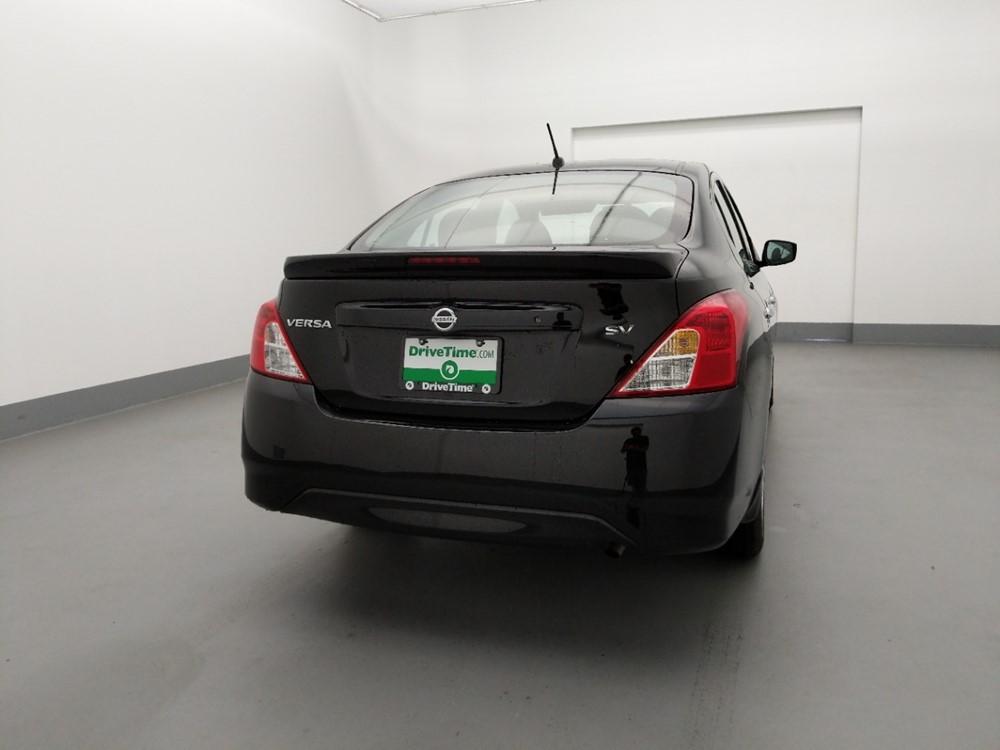 2017 Nissan Versa - Passenger Rear Trunk