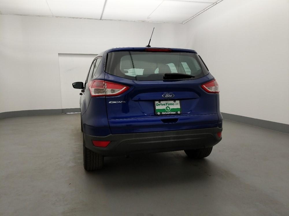 2014 Ford Escape - Driver Rear Trunk