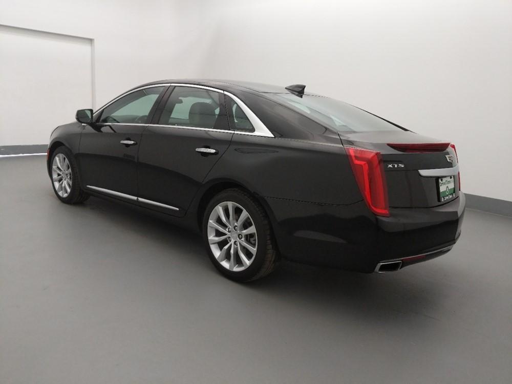 2017 Cadillac XTS - Driver Rear Side