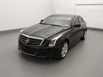 2013 Cadillac ATS - Driver Front Bumper