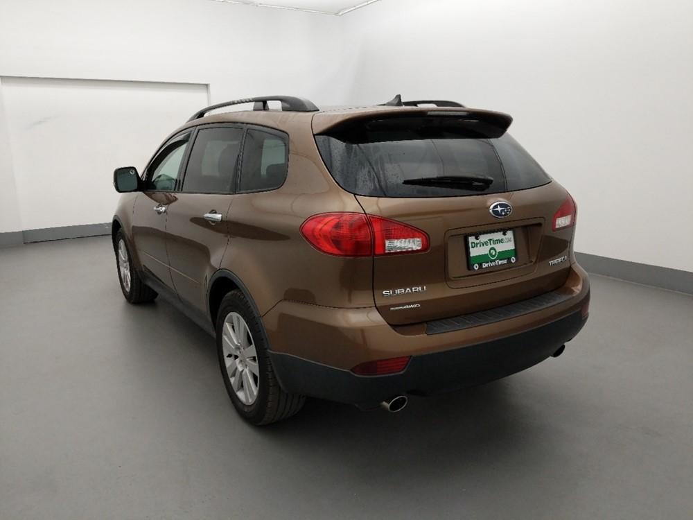 2011 Subaru Tribeca - Driver Rear Bumper