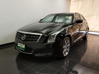 2014 Cadillac ATS - Driver Front Bumper
