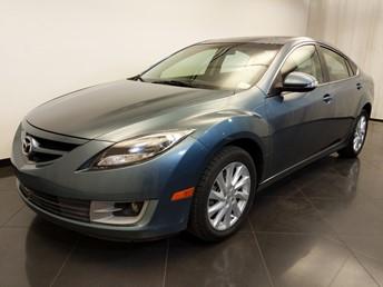 2012 Mazda Mazda6 - Driver Front Bumper
