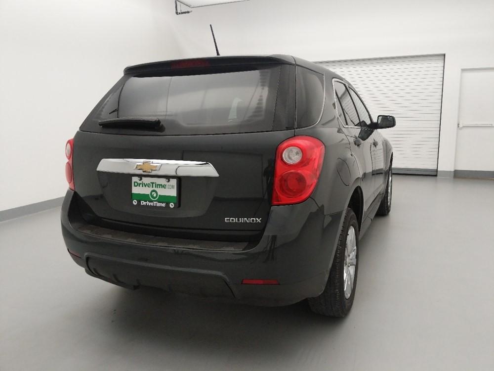 2014 Chevrolet Equinox - Passenger Rear Trunk