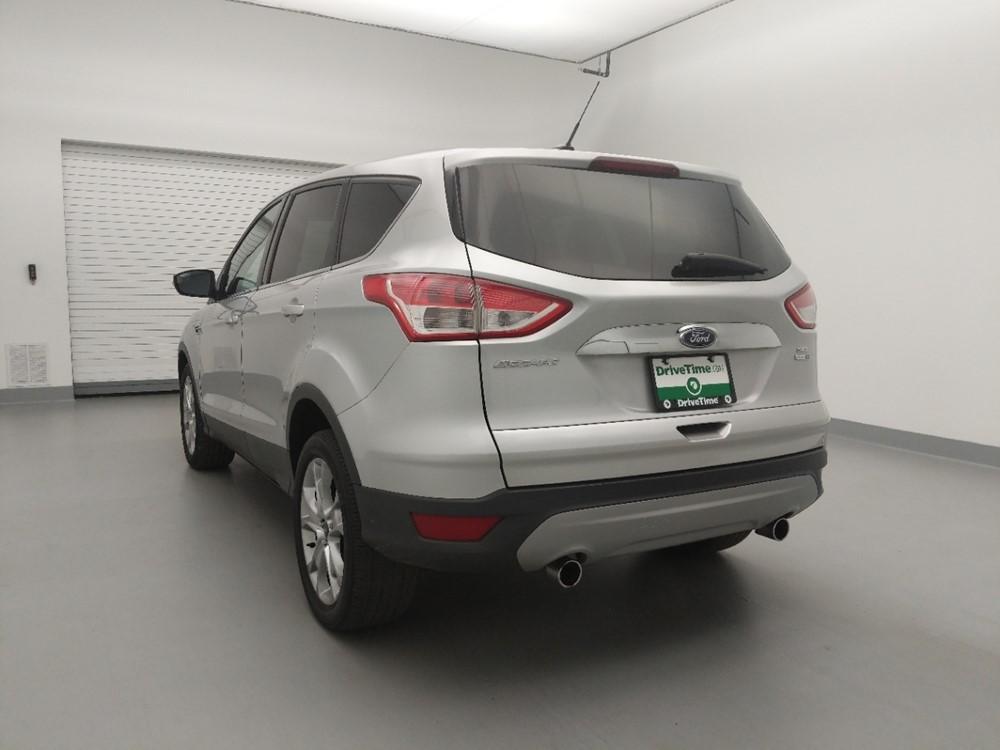2013 Ford Escape - Driver Rear Bumper