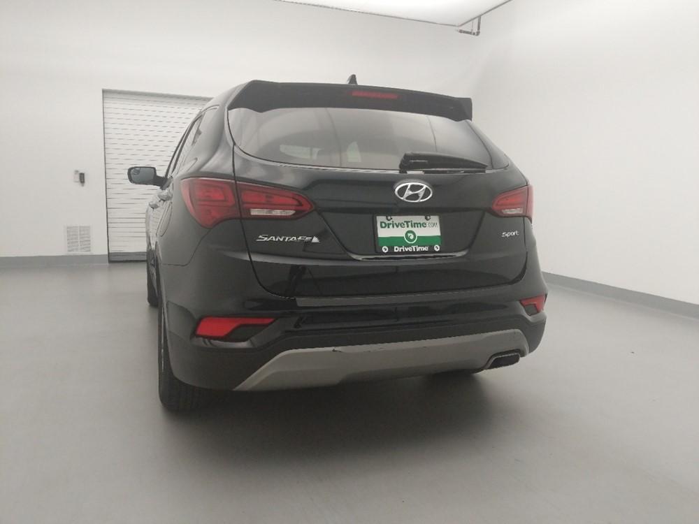 2017 Hyundai Santa Fe - Driver Rear Trunk