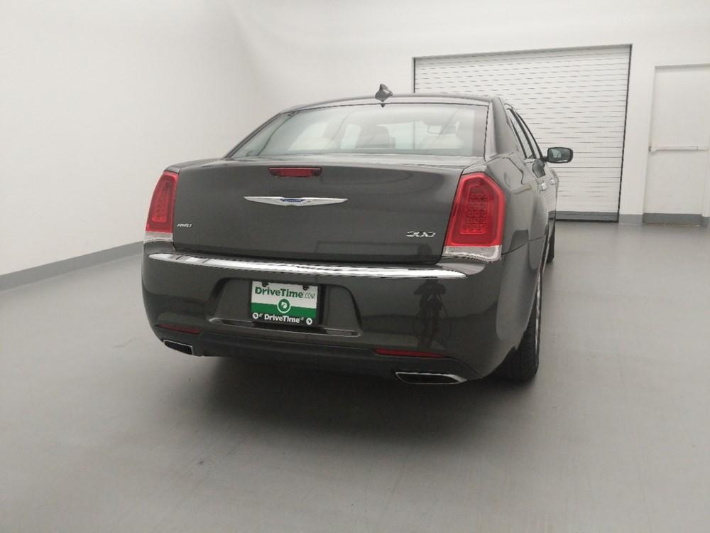 2018 Chrysler 300 - Passenger Rear Trunk