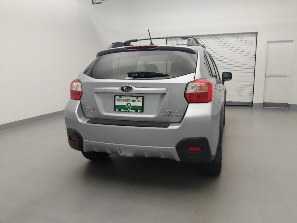 2014 Subaru XV Crosstrek - Passenger Rear Trunk