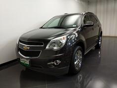 2013 Chevrolet Equinox - Driver Front Bumper