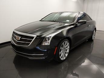 2015 Cadillac ATS - Driver Front Bumper