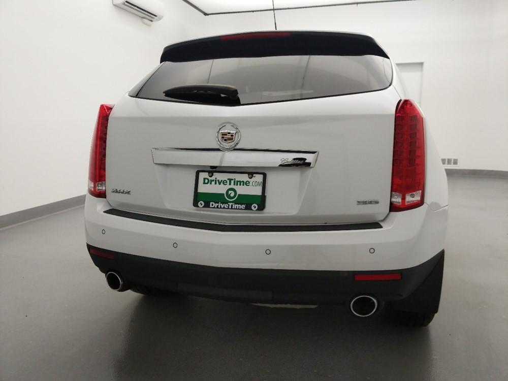2016 Cadillac SRX - Passenger Rear Trunk
