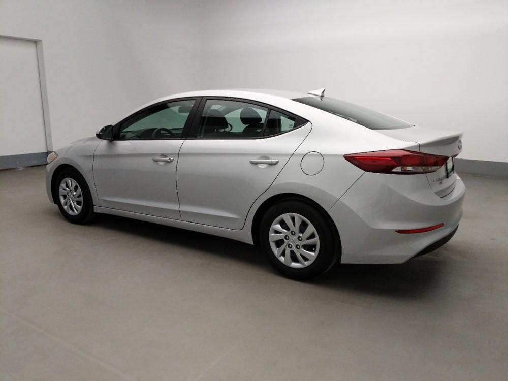 2017 Hyundai Elantra - Driver Rear Side