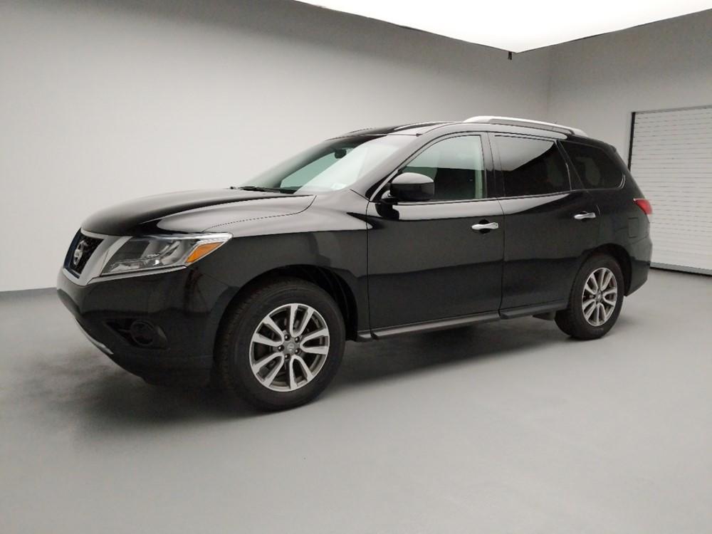 2013 Nissan Pathfinder Sv For Sale In Detroit 1740002192 Drivetime