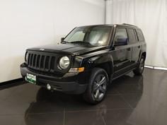 2015 Jeep Patriot - Driver Front Bumper